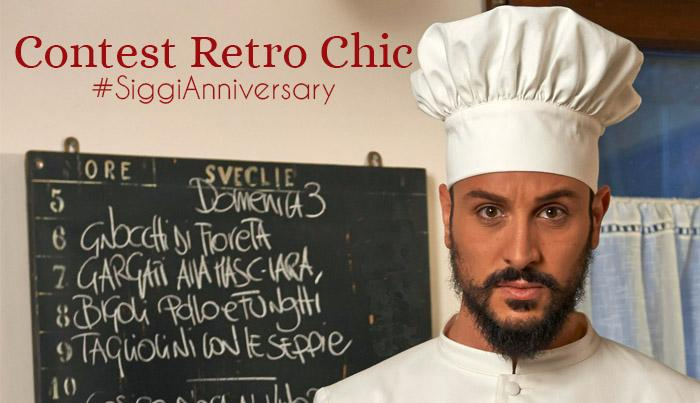 Contest Siggi Retro Chic