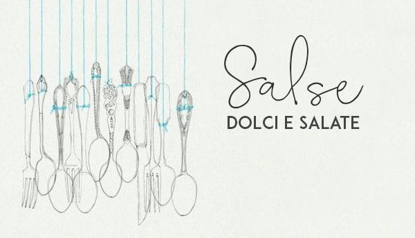 Salse dolci e salate